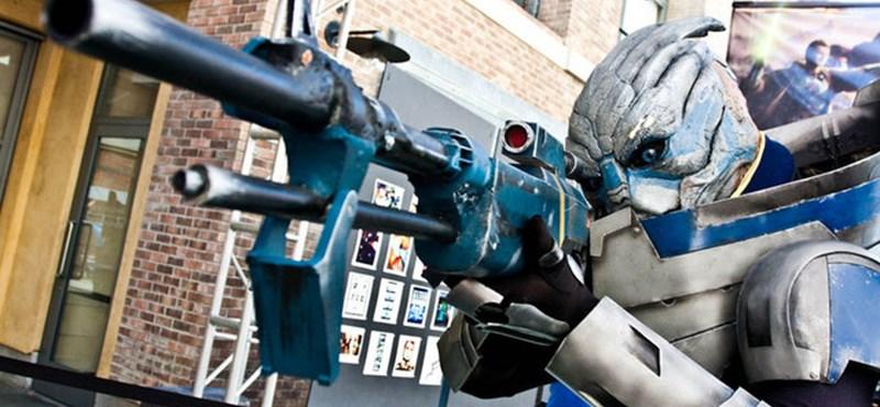 Comic Con galéria: a legjobb és legvadabb cosplay ruhák!