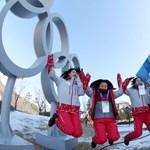 Téli olimpia: kőkeményen odafigyeltek az oroszokra a doppingvizsglatoknál