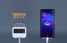A Vivo új töltője 15 perc alatt tölti 100 százalékosra a mobilt