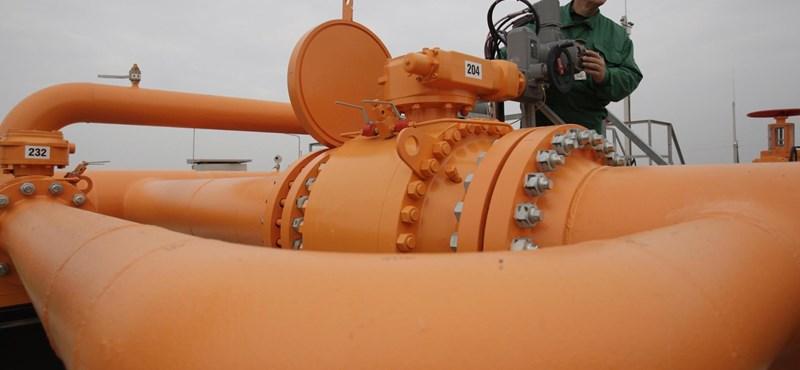 A Gazpromnak a vártnál is jobban bejött a földgáz árának megugrása