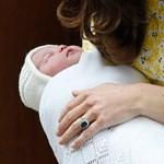Fotó: Divatikonná vált Charlotte hercegnő