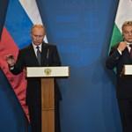 """""""Olyan emberekkel, mint Orbán lehet új Európát építeni"""" – Putyin-látogatás az orosz lapokban"""