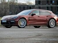 A felső párezer kombija: Porsche Panamera-menetpróba