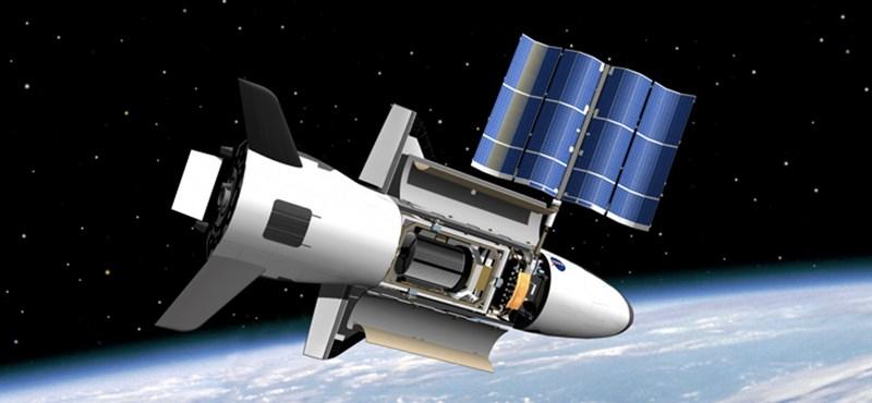 Már 507 napja van a levegőben az USA titkos űrrepülője
