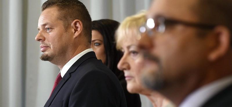 Keresztes László Lóránt lett az LMP frakcióvezetője