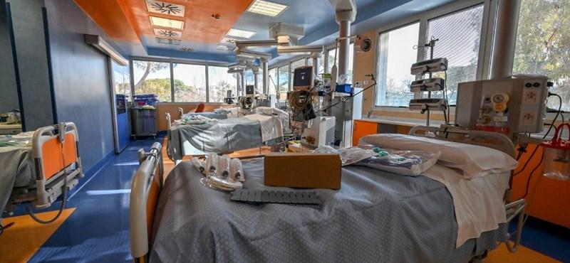 Egy nap alatt 793 ember halt meg Olaszországban a vírustól