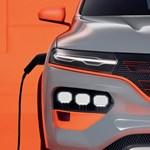 Jövő héten jön az elektromos Dacia