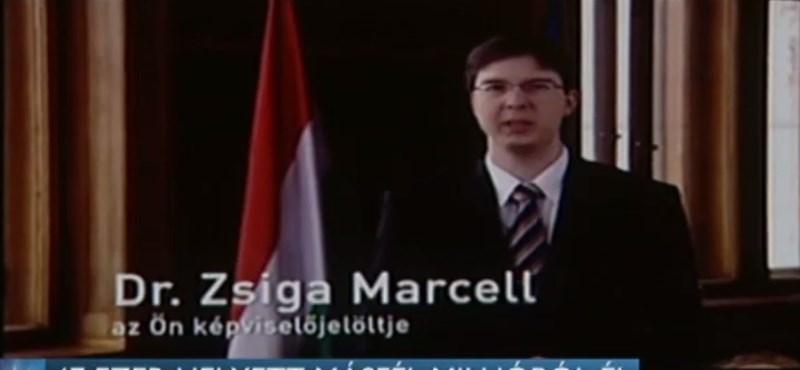 Havi másfél milliót keres a fideszes Zsiga Marcell