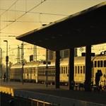 Néhány percig 160-nal repesztett a vonat Fazekas Sándorral