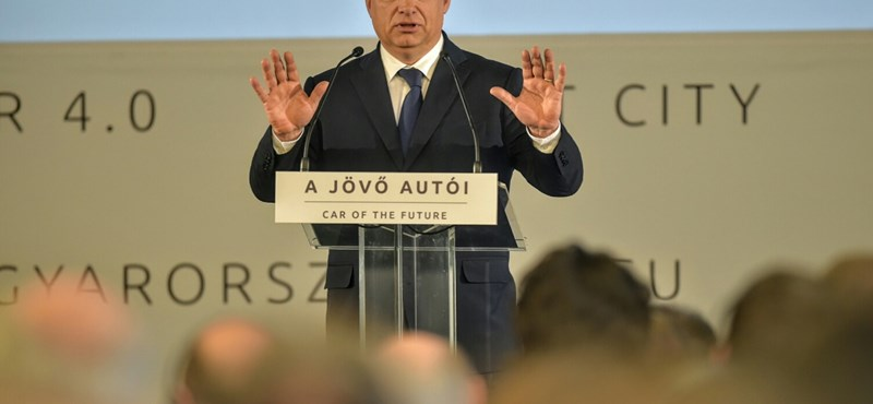 Spártai mondással bratyizott Orbán az EU-val
