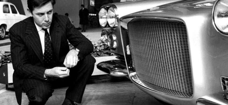 Meghalt a Ferrarik legendás olasz tervezője