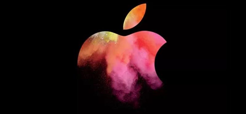 Kimentek a meghívók: a jövő héten ismét villant az Apple