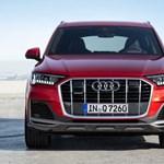 Itt a kívül-belül megújult Audi Q7