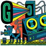 Miért van ma a Google kereső főoldalán ez a zenés káosz? És mi az a WDR (Westdeutscher Rundfunk) elektronikus zenei stúdió?