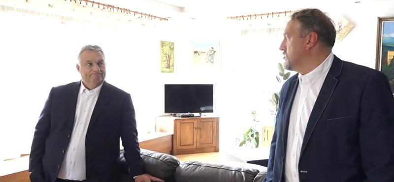 Orbán Gödöllőről: Itt van a hóna alatt a fővárosnak és szerencsétlenkedünk vele - videó
