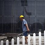 Negatív rekordot döntött az építőipar