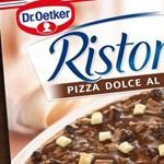 A Dr. Oetker új pizzájától megáll a kés a levegőben