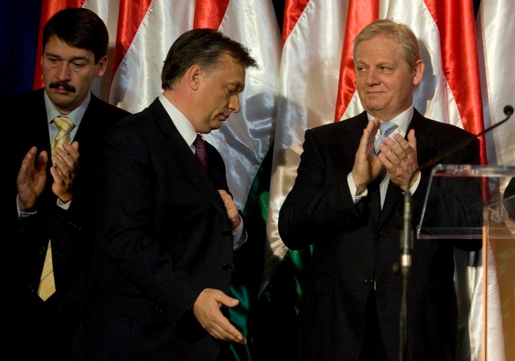 Ömkormányzati választás, Orbán