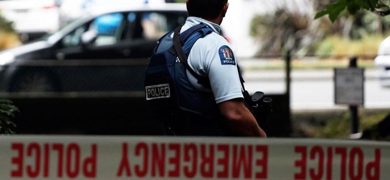 Új-zélandi mészárlás: 18 éves fiút állítanak bíróság elé az élő közvetítés megosztásáért