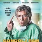Betiltották Kern András új filmjének plakátját - fotó
