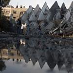 """Áttörés a gázai háborúban: """"hosszú távú tűzszünetet"""" kötött a Hamász Izraellel"""