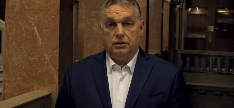 Orbán jelentette be: két koronavírus-fertőzött van Magyarországon