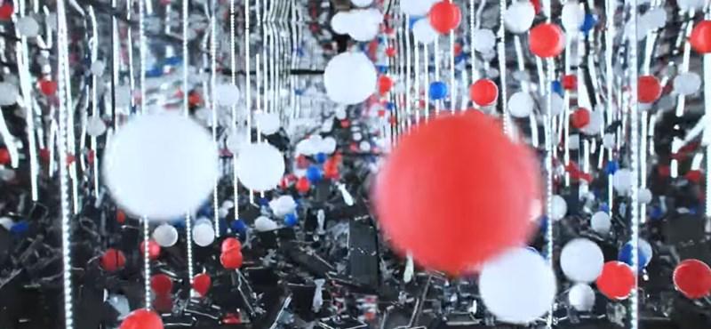 A Pepsi rendkívül látványos reklámmal jelentkezett – videó