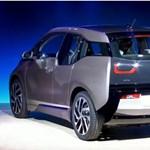 Megérkezett az elektromos BMW