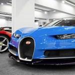 Nincs ennél feljebb: 1,3 milliárd forintos Bugattit hirdetnek itthon eladásra