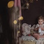 A kétéves kisfiú, aki kis időre jó hellyé varázsolta Magyarországot