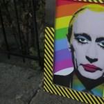 Putyin interjúban védte melegellenes törvényét, de csak rosszabb lett tőle