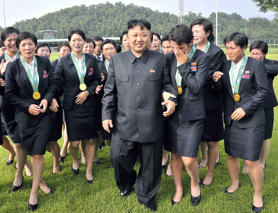 Észak-koreai Krónika: Kim Dzsong Un valahány éves – Nagyítás-fotógaléria
