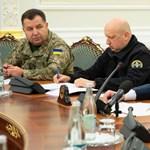 Hadiállapotot vezetnek be Ukrajnában