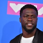 Kevin Hart had a serious traffic accident