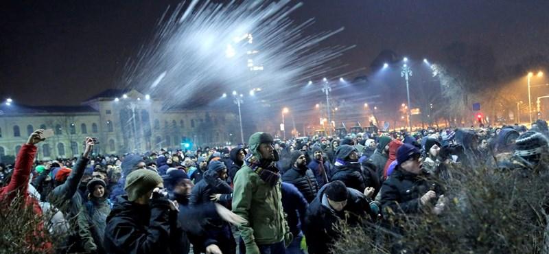 Románia: ostor és kockacukor