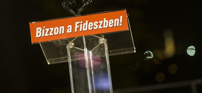 Kormánypárti felmérés: a Fideszt többen támogatják, mint a többi pártot együttvéve