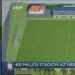 Visszacsúszott az NB III-ba, mégis kap stadion a kozásmislenyi csapat