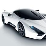 Ez lesz a világ leggyorsabb autója? – fotók