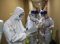Azok a betegek járnak a legrosszabbul Kínában, akik nem a koronavírus fertőzöttjei