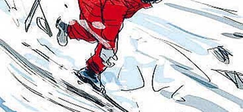 Használható felvételt készített Schumacher fejkamerája