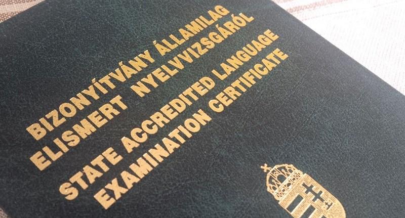 Nyelvi diákhitel: 500 ezer forintot kaphatnak a diákok ősztől a nyelvvizsgaszerzésre