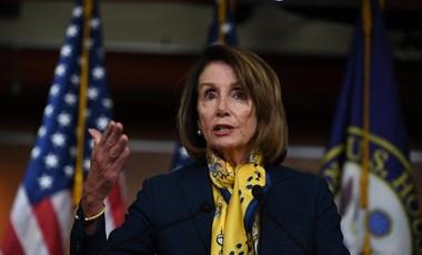 Pelosi: Újabb impeachment jöhet, ha nem váltják le Trumpot