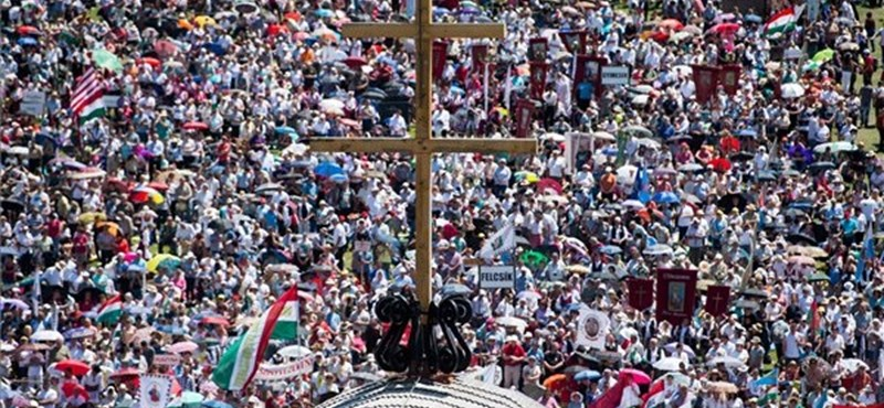 A pápa látogatásának napjaira is kiterjesztik a csíksomlyói búcsút