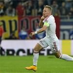 Bejelentkezett Dzsudzsákért a Lazio