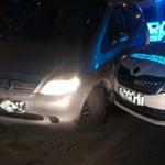 Előzetesbe került a román nő, aki forgalommal szemben hajtott az M0-son