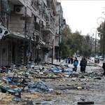 Rábólintott az ENSZ BT a szíriai tűzszüneti megállapodásra
