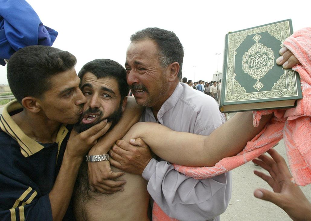 AFP, Abu-Gérib, Abu-Gharib