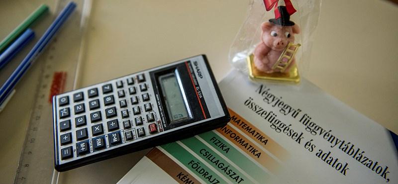 Itt vannak a matekérettségi megoldásai: az összes feladat és válasz egy helyen