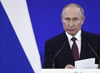 Putyin szerint egyes kelet-európai országok néhány év múlva kiléphetnek az Európai Unióból