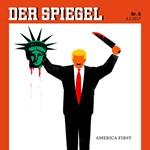 Elég erős lett a Der Spiegel címlapja